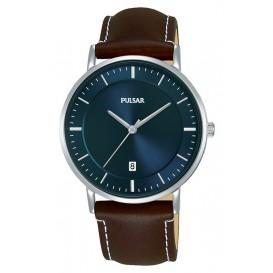 Pulsar Herenhorloge Blauwe wijzerplaat PG8257X1