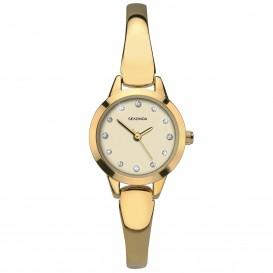 Sekonda horloge SEK.2480 Dames Goud SEK.2480 Dameshorloge 1