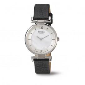 Boccia 3238-01 horloge