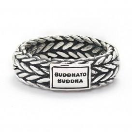 Buddha to Buddha Ring Ellen Small zilver 542