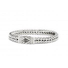 Silk Jewellery 420-21 Armband zilver lengte 21 cm
