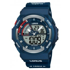 Lorus herenhorloge Digitaal 50 mm R2325MX9
