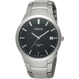 Pulsar Herenhorloge titanium PS9013X1