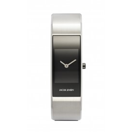 "Watch 451 Stainless Steel Jacob Jensen 58mm ""eclipse"" Horloge"