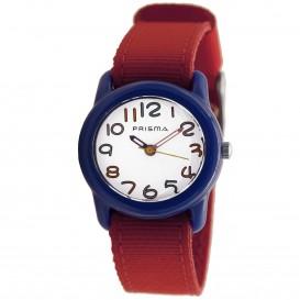 Prisma horloge 1314 Kids Rosa Rood P.1314 Kinderhorloge 1