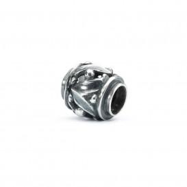 Trollbeads bedel zilver Ritmische drum TAGBE-00247