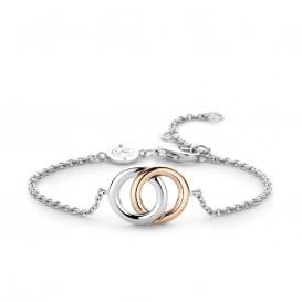 Ti Sento - Milano 2790SR zilveren armband 18-21 cm