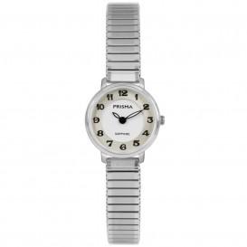 Prisma horloge P.1843 Dames Edelstaal Rekband P.1843 Dameshorloge 1