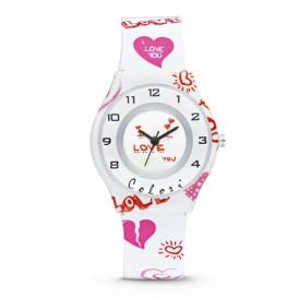 Colori Kinderhorloge I love you 5-CLK048