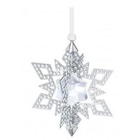 Swarovski Kerstster Silver 5135808