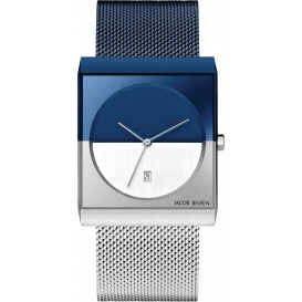 "Watch 517 Sapphire Jacob Jensen ""classic"" Horloge"