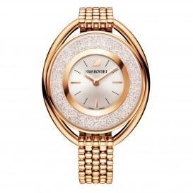 Swarovski 5200341 Horloge Crystalline Oval rosékleurig