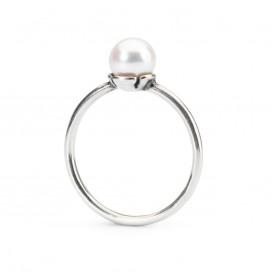 Trollbeads TAGRI-00413 Ring met bijzondere parel