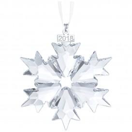 Swarovski Ornament Kerst 2018 Sneeuwvlok 5301575