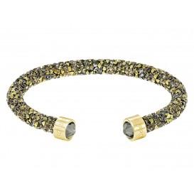 Swarovski Armband Crystaldust Cuff Gold Mix M 5348101