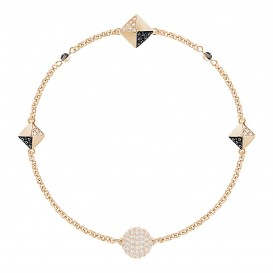 Swarovski Armband Remix Collection Black and White 17,5 cm 5352537