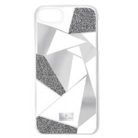 Swarovski Telefoonhoes met Bumper 'Heroism' Gray iPhone 6, 6S en 7 5352898