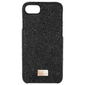 Swarovski Telefoonhoes met Bumper 'High' Black iPhone 6, 6S en 7 5353239