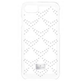 Swarovski Telefoonhoes met Bumper 'Hillock' Transparant iPhone 6, 6S en 7 5363426