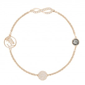 Swarovski Armband Remix Collection Infinity 17,5 cm 5365734-1