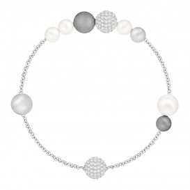 Swarovski Armband Remix Collection Crystal Pearl 17,5 cm 5365739