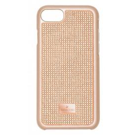 Swarovski Telefoonhoes met Bumper 'Hero' Pink iPhone 6, 6S en 7 5367072