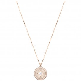 Swarovski Ketting Locket Pendant Small rosékleurig 5374560