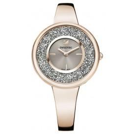 Swarovski Dameshorloge Crystalline Pure champagnekleurig 5376077