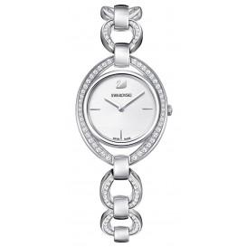 Swarovski Dameshorloge Stella zilverkleurig 5376815