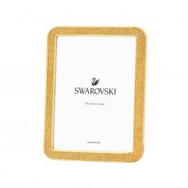 Swarovski Fotolijst Minera Small goudkleurig 5379164