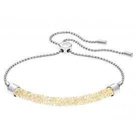 Swarovski Armband Long Beach zilver- en goudkleurig 5404439