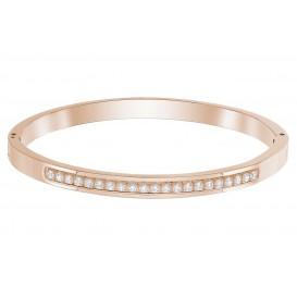 Swarovski Armband Live Thin rosékleurig S 5412028