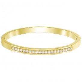 Swarovski Armband Live Thin goudkleurig S 5412059