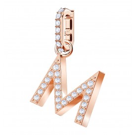 Swarovski Remix Collection Charm M rosékleurig 5434395