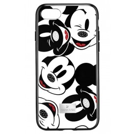 Swarovski Telefoonhoes met Bumper Mickey Face iPhone* 10 5435474