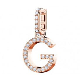 Swarovski Remix Collection Charm G rosékleurig 5437614