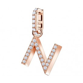 Swarovski Remix Collection Charm N rosékleurig 5437623