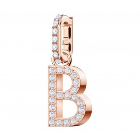 Swarovski Remix Collection Charm B rosékleurig 5437624