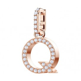 Swarovski Remix Collection Charm Q rosékleurig 5437628