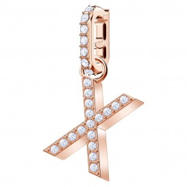 Swarovski Remix Collection Charm X rosékleurig 5440510