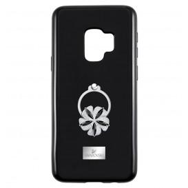 Swarovski 5449145 Telefoonhoes met Bumper Mazy Ring Black Samsung Galaxy S9*