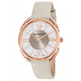 Swarovski 5452455 Horloge Crystalline Glam rosekleurig-taupe