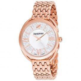 Swarovski 5452465 Horloge Crystalline Glam rosekleurig 35 mm