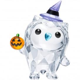 Swarovski 5464862 Ornament Hoot Happy Halloween