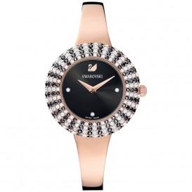 Swarovski 5484050 Dameshorloge Crystal Rose rosekleurig-zwart
