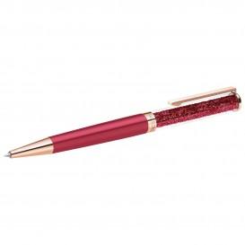 Swarovski 5484978 Pen Crystalline Ballpoint rosekleurig-rood