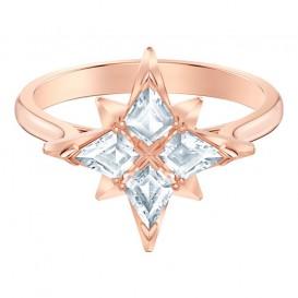 Swarovski 5494346 Ring Symbolic rosekleurig Maat 55