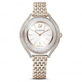 Swarovski 5519456 Horloge Crystalline Aura champagne 35,5 mm