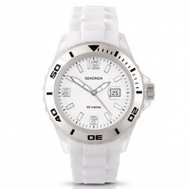 Sekonda heren SEK.3362  horloge 5 ATM Kunststof Datum SEK.3362 Herenhorloge 1