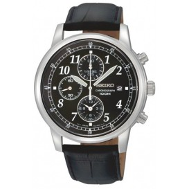 Seiko SNDC33P1 Herenhorloge chronograaf 40 mm